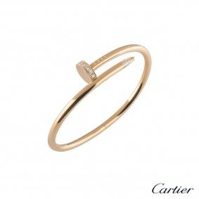 Cartier Rose Gold Juste un Clou Bracelet Size 15 B6048515